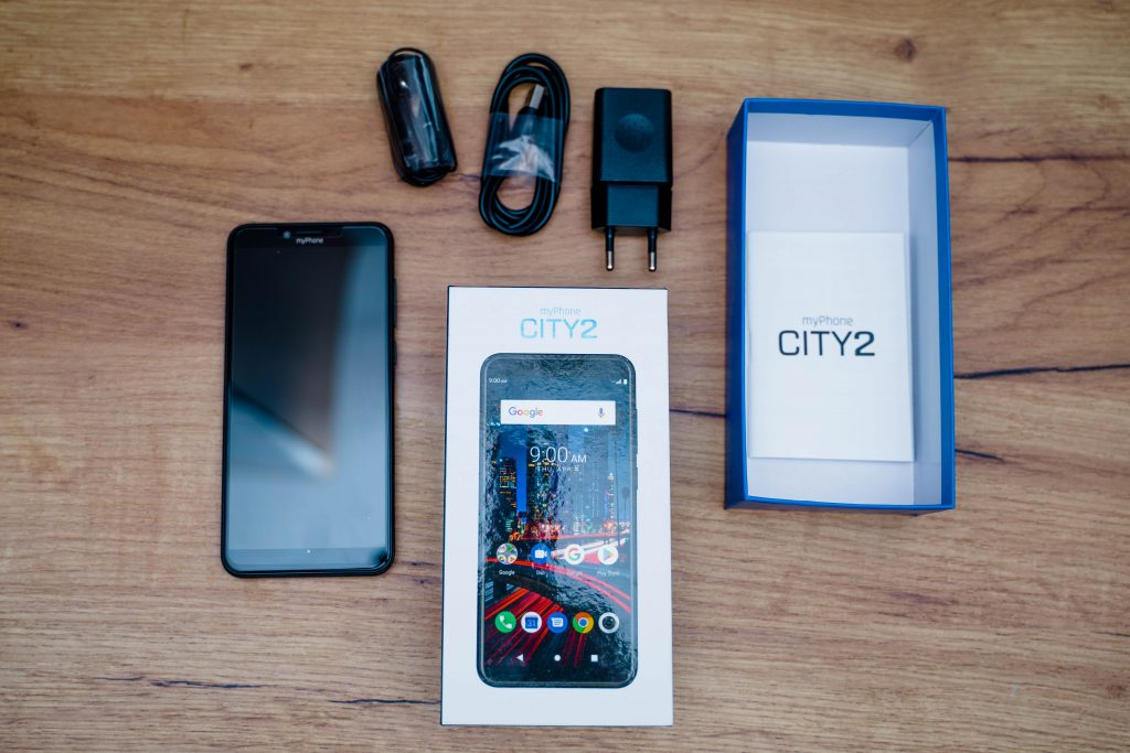myPhone City 2